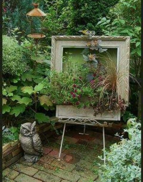 Epingle Par Anja Sur Diy Garden Ideas Decoration Jardin Deco Jardin Jardins