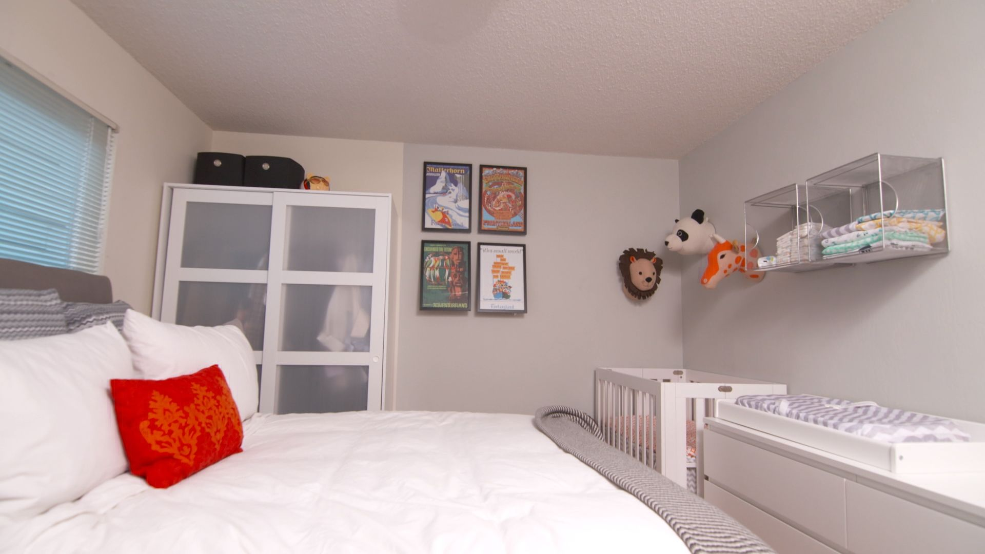 Master Bedroom Nook Ideas creating a nursery nook in your master bedroom | nursery nook