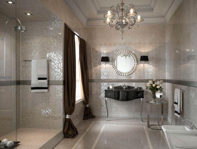 badezimmer design luxus weiß perlmutt supernatural serie | bad ... | {Luxus badezimmer design 55}