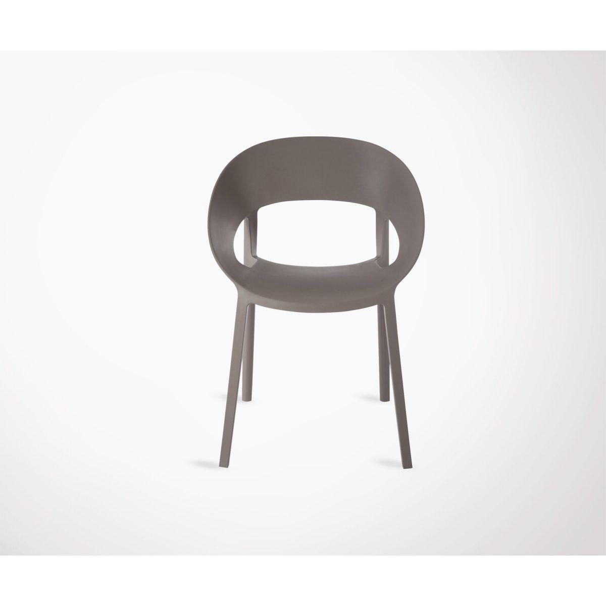 Chaises Lona Noir Lot De 2 Taille Taille Unique Chaise Chaise Noire Et Table Moderne