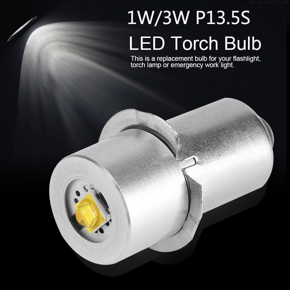 3 24v 1w 3w 5w Led Flashlight Replacement Bulb Torch Lamp Lantern