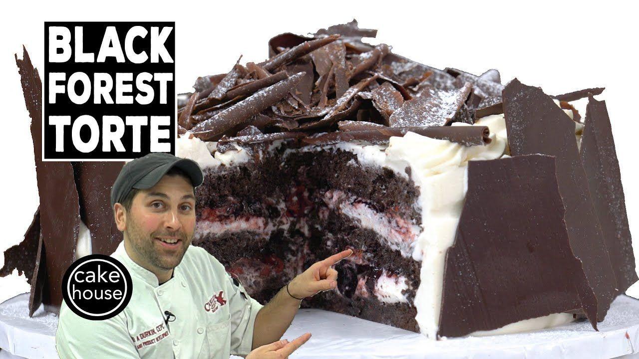 Pin Auf Black Forest Cheesecake