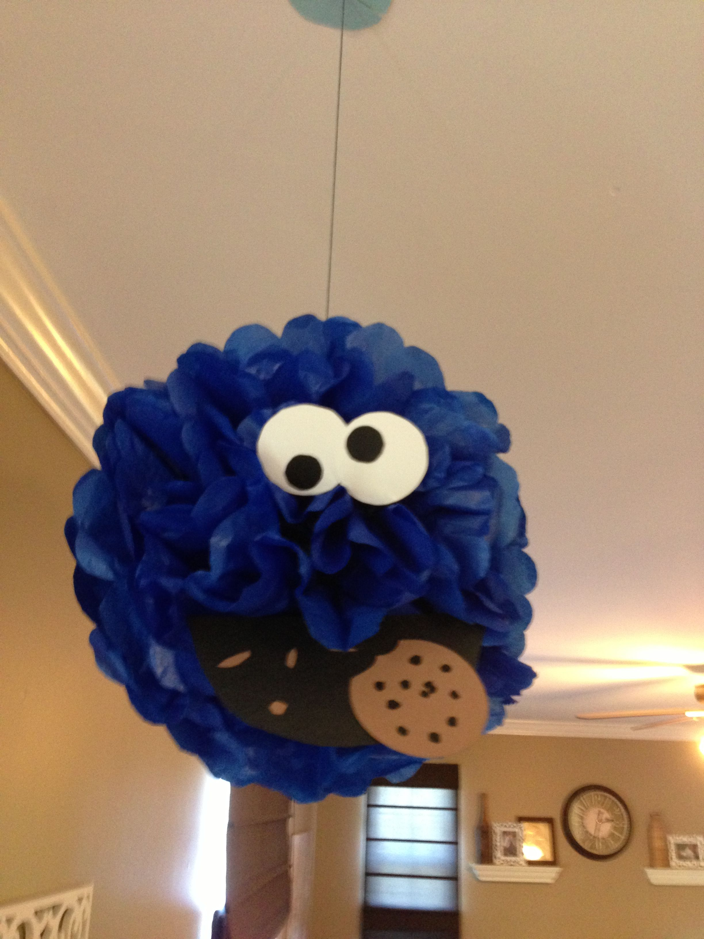 Cookie Monster Decoration Santiago Pinterest Cookie Monster