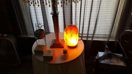 Himalayan Salt Lamp Home Depot Custom Wbm Himalayan 832 Inpink Ionic Hand Carved Natural Crystal Salt Inspiration