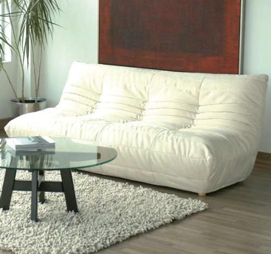 Good Questions Togo Sofa Option Round