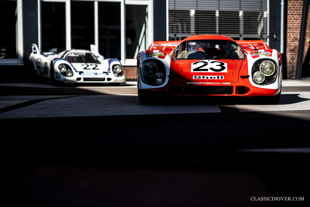 Youll never see another Porsche 917 reunion like this one