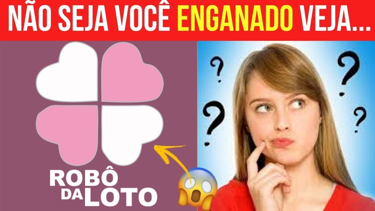 robô lotofacil download gratis