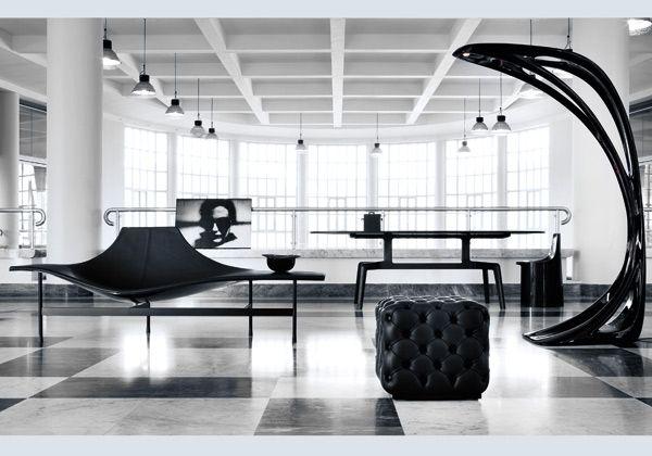 schwarze Wohnzimmer Möbel | >> Wohnzimmermöbel << | Pinterest ...