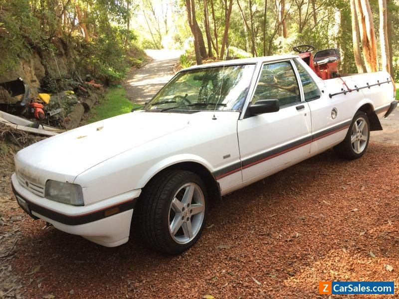 Car For Sale Old Skool Rego Xf Ford Falcon Ute Register Hot Rod