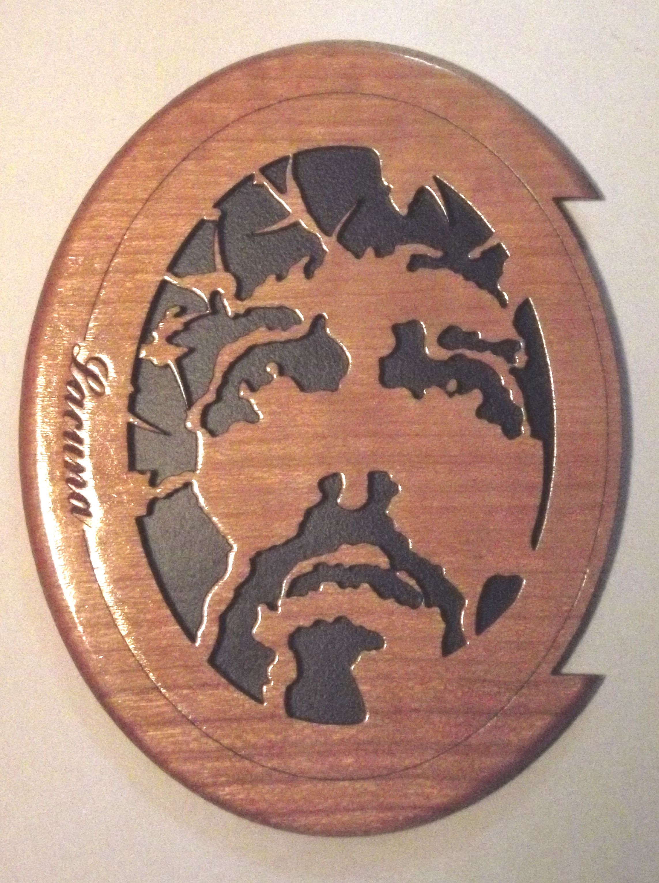 Soundhole Covers Lute Weird Shapes Acoustic Guitar Cake