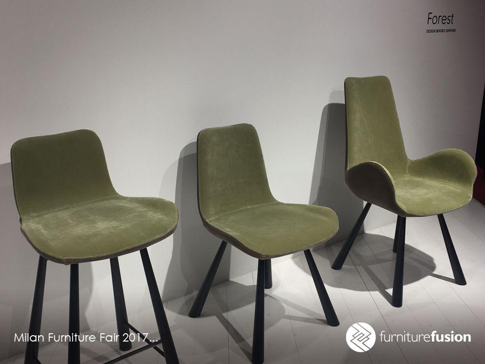 Furniture Fusion At The Salone Del Mobile Milan Milan Furniture Fair 2017 Showroom
