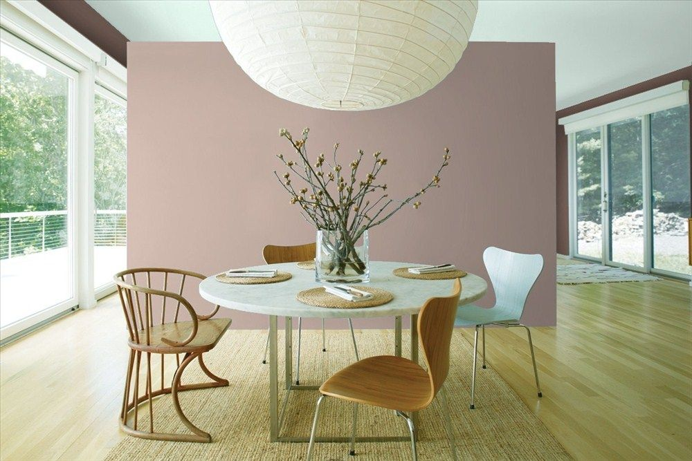 Dining Room 1 In 2019 Paint Colors And Accent Walls