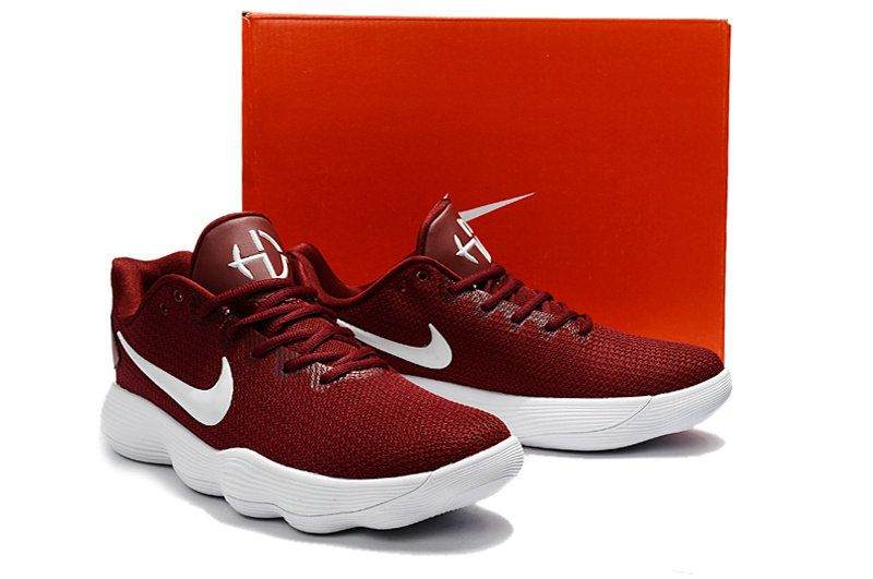 innovative design 3dc3f bb1a6 June Latest New Arrival Hyperdunk 2017 EP Low New Colorways Cavs Burgundy  Wine White Cheap For Sale