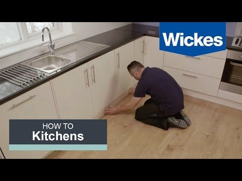 How To Fit A Kitchen Plinth Pelmet And Cornice With Wickes Youtube Kitchen Plinth Ikea Kitchen Kitchen Fittings