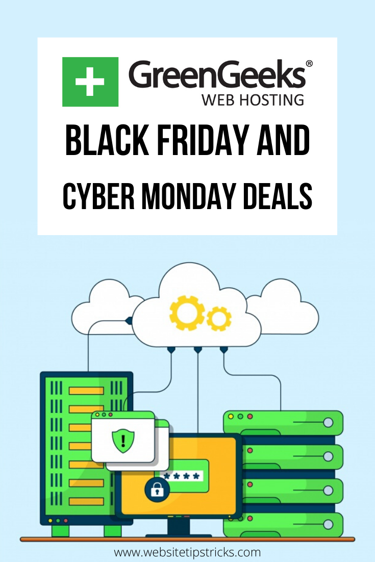 Greengeeks Black Friday Deals 2020 75 Discount In 2020 Web Hosting Cyber Monday Web Hosting Services
