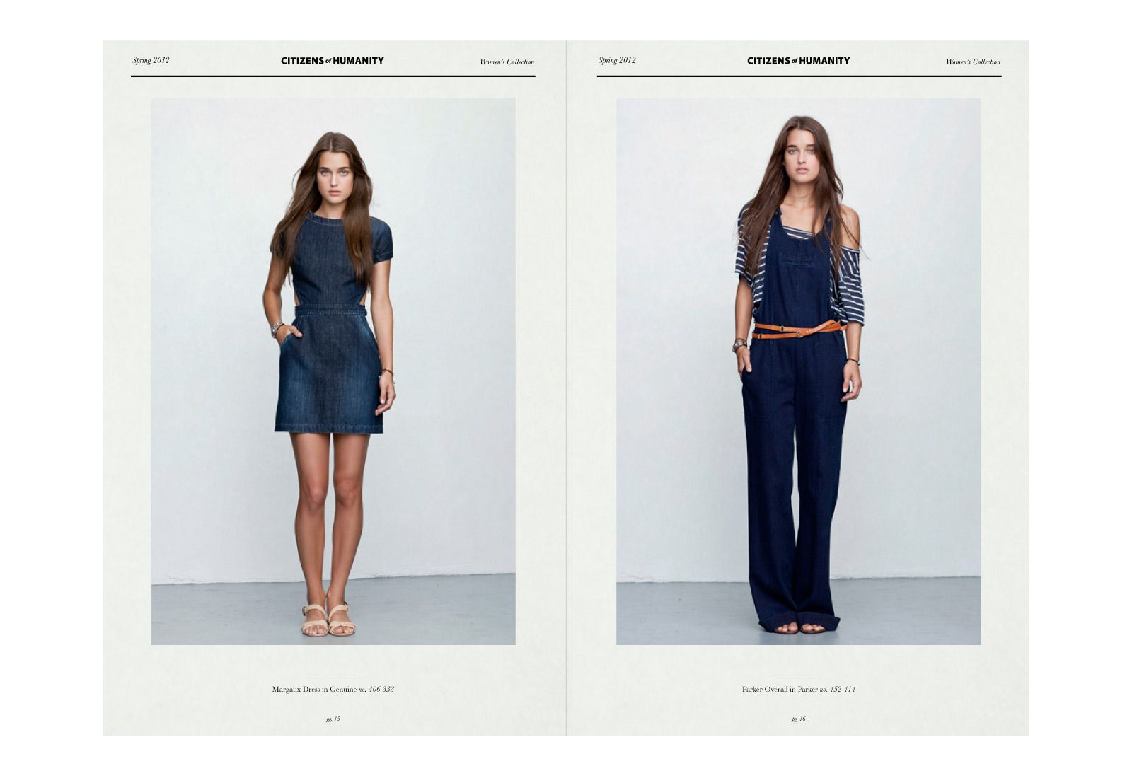 Citizens of Humanity 2012 Collection