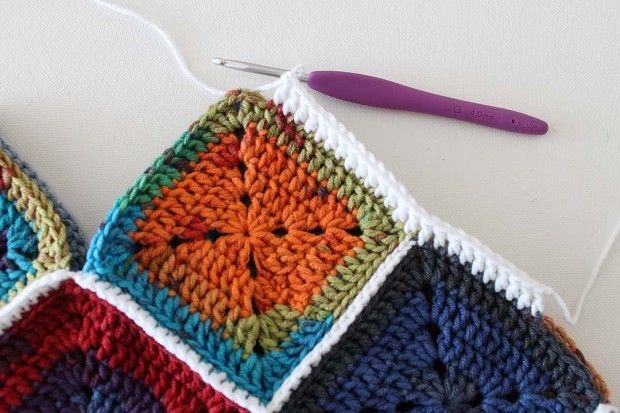 scheepjes-bag-step6 | Crochet Maru | Pinterest
