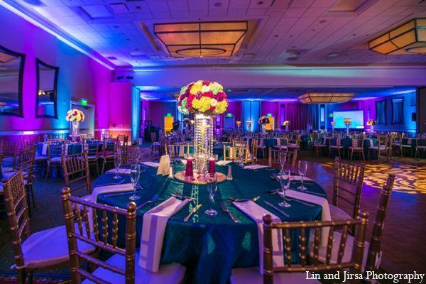 Teal And Purple Wedding Ideas: Newport Beach, CA Indian Wedding By Lin And Jirsa