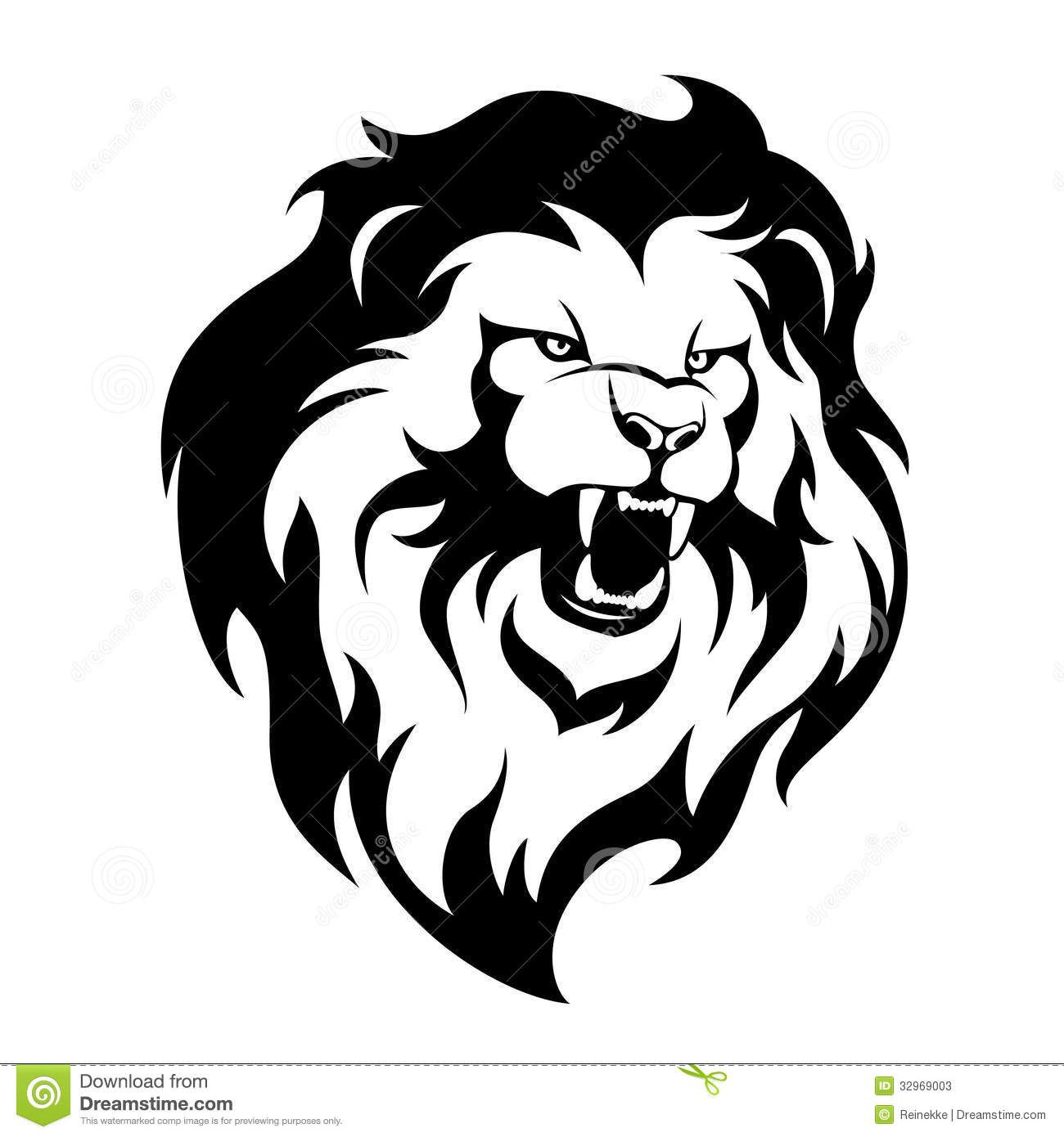 Roar Lion Wolf Head Tribal Emblem Illustration Your Design 32969003 Jpg 1300 1390 Lion Images Lion Tattoo Sleeves Lion Tattoo Find images of roaring lion. lion tattoo sleeves lion tattoo