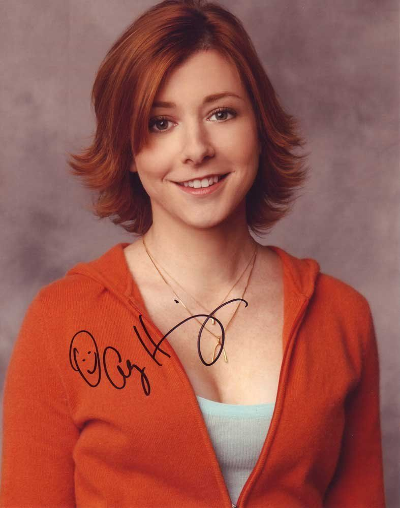 Alyson Hannigan born March 24, 1974 (age 44)