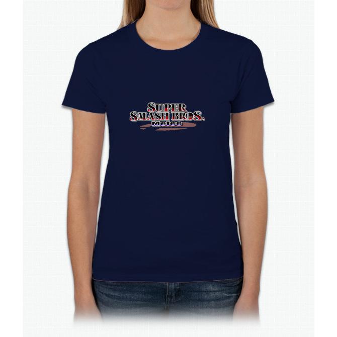 Super Smash Bros. Melee Womens TShirt T shirts for