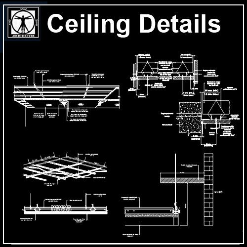 Ceiling Details,design,ceiling Elevation