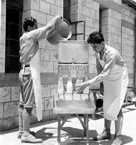 Khadori University 1937 - Tolkarm -Palestine - Palestinian Agricultural University was founded 1931