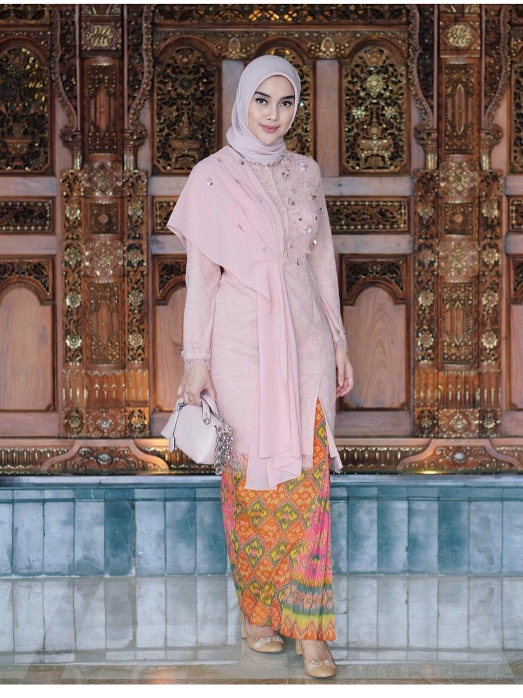 Pin di Hijab outfit