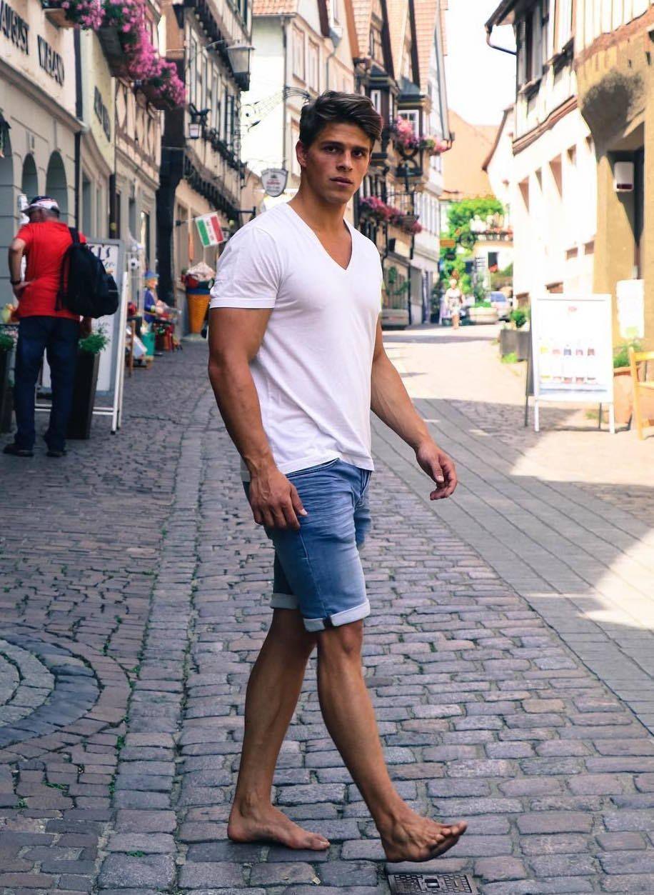 Barefoot Style Men' Fashion