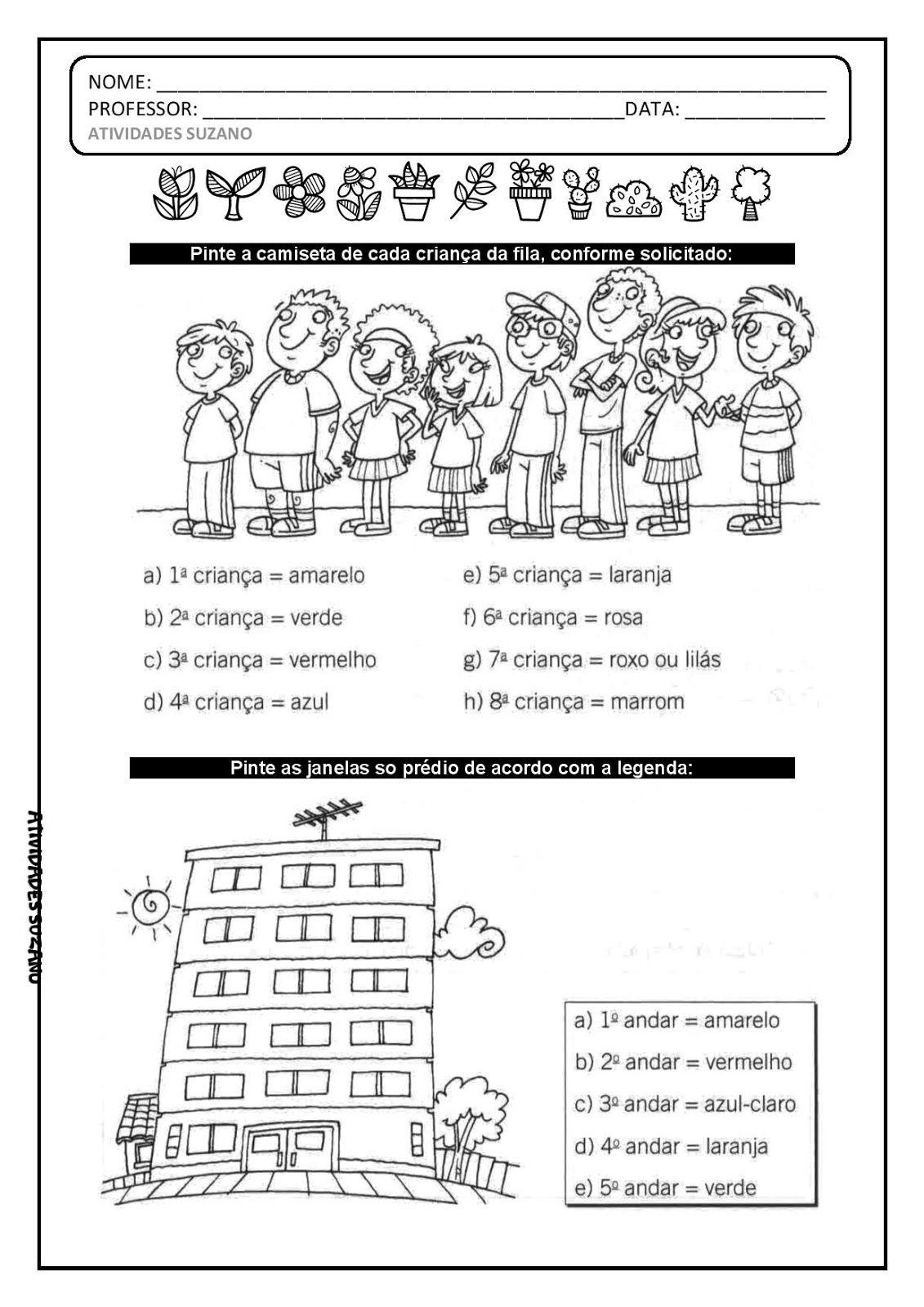 Pin De Belkys Em Matematica Com Imagens Atividades De
