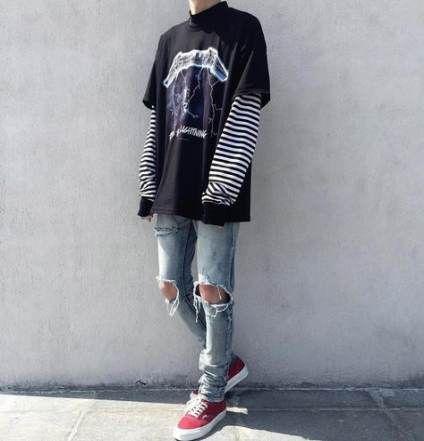 38 Trendy style edgy boy #edgyclothing