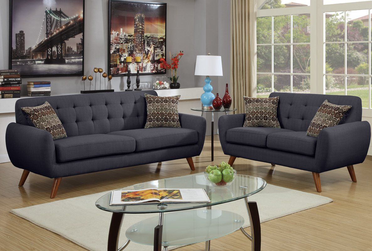 Best Wooten 2 Piece Living Room Set In 2020 Sofa Loveseat 400 x 300