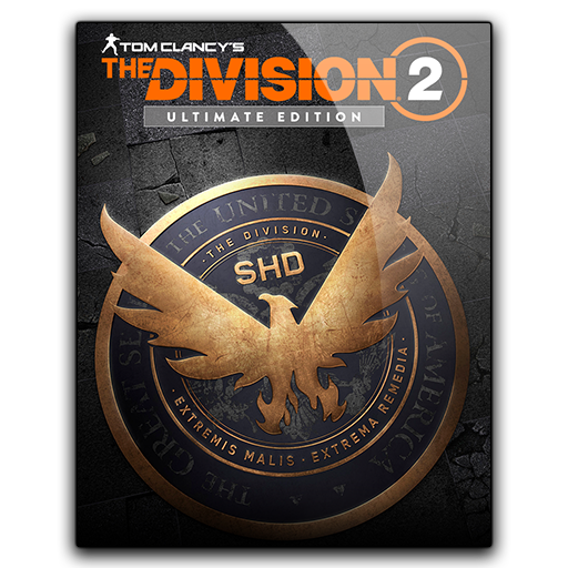 Icon Tom Clancy S The Division 2 By Hazzbrogaming Tom Clancy Division Tom Clancy The Division