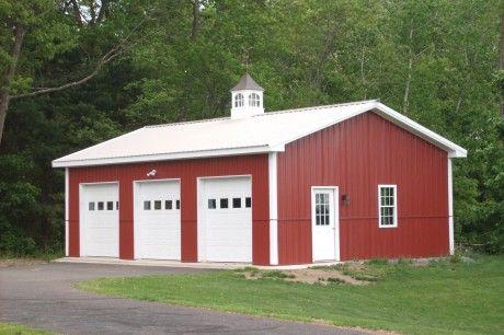 24' x 36' South Windsor CT (Garage) | Shed | Pole barn
