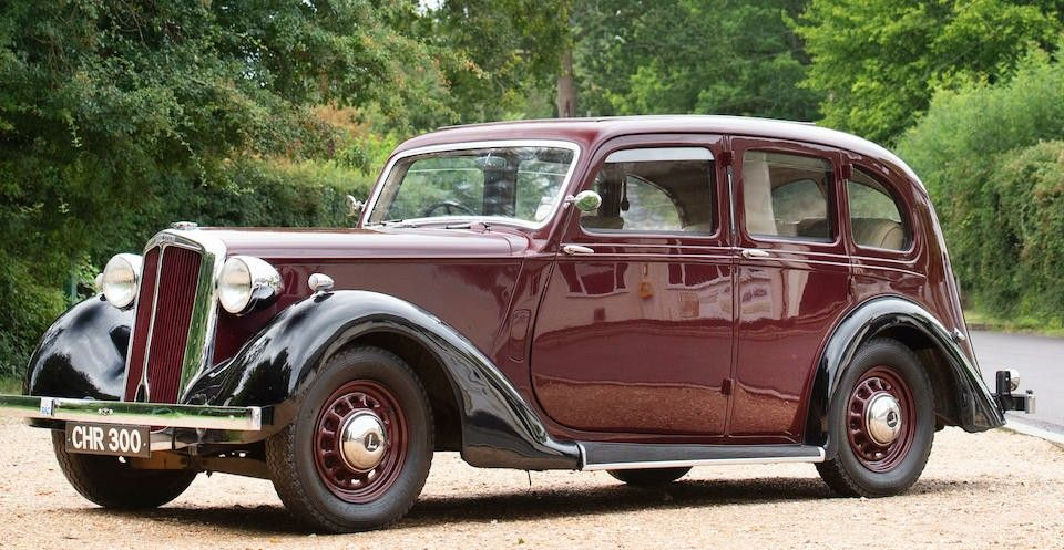 1939 Lanchester Fourteen Roadrider Deluxe Roadster Classic Cars Vintage Antique Cars Classic Cars