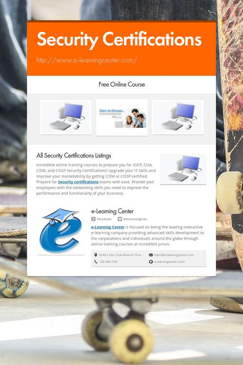 Laurence Autorino Pinned Security Certifications It Certification
