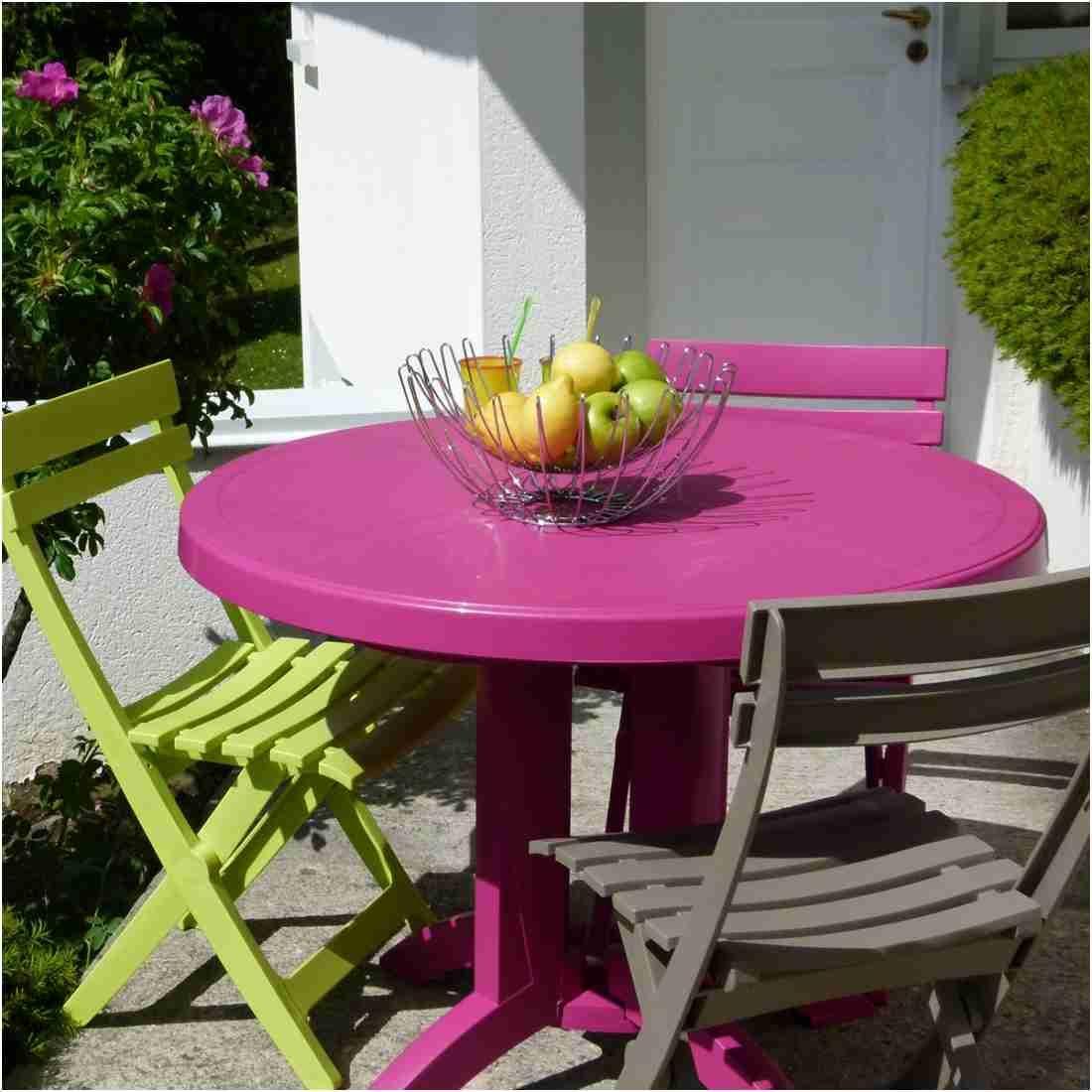 14 Decalage Attrayant Table Jardin Grosfillex