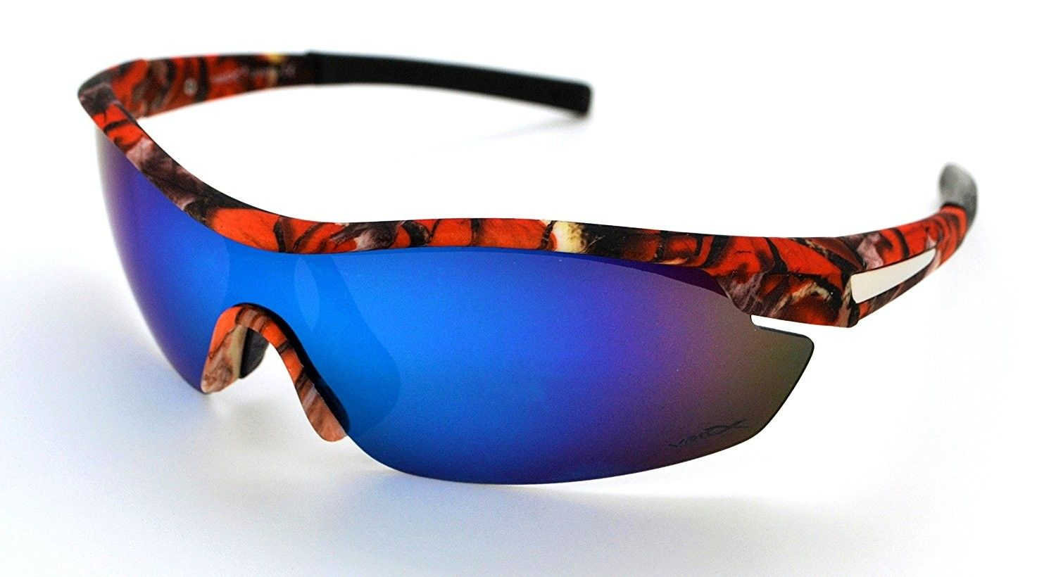 2eaf24f12ea Men s Sport Camouflage Sunglasses Fishing Hunting Outdoor ...