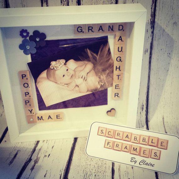 Scrabble wall art, scrabble art frame, scrabble art, scrabble gifts ...