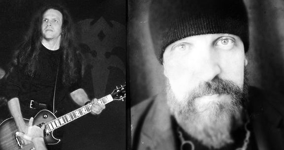 ex guitars Kelly Gray 1998-2002