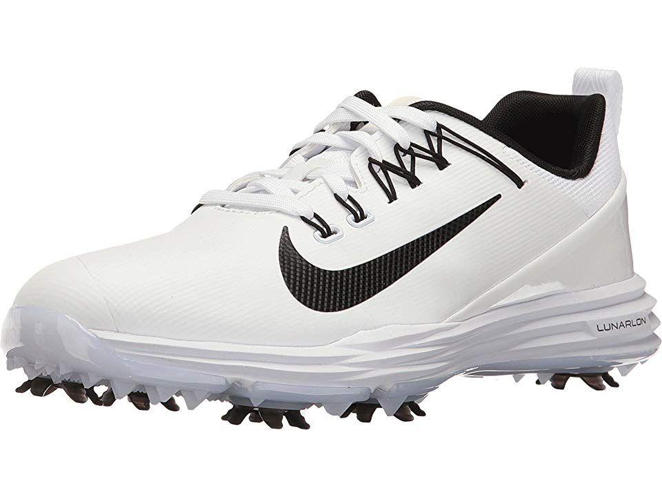 9d600dc6e82 Nike Golf Lunar Command 2 Women's Golf Shoes White/Black/White ...