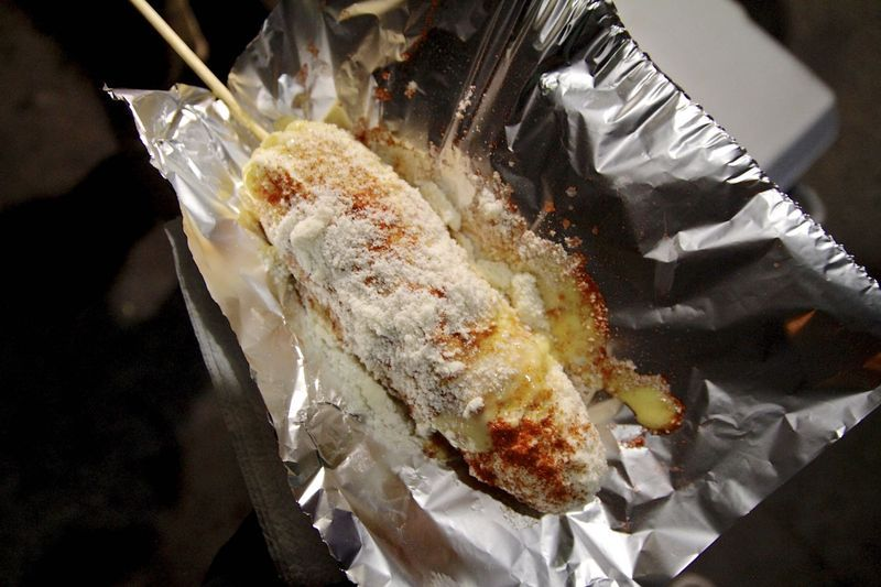 Meet the Man Who's Peddled LA's Best Street Corn for 27 Years