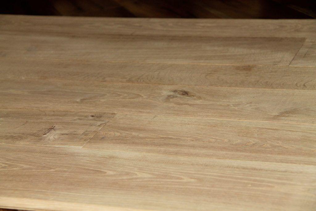 Unfinished European White Oak Hardwood Flooring Hardwood