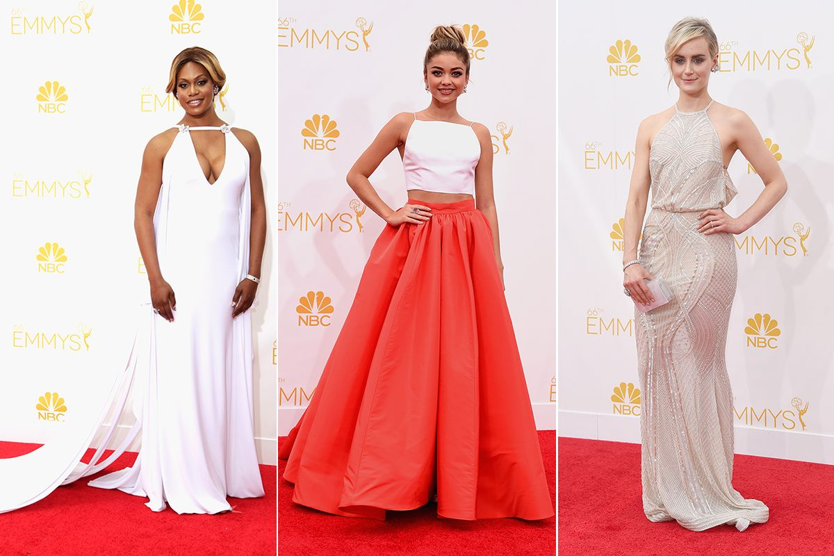 All the looks from the emmy awards red carpet red carpet