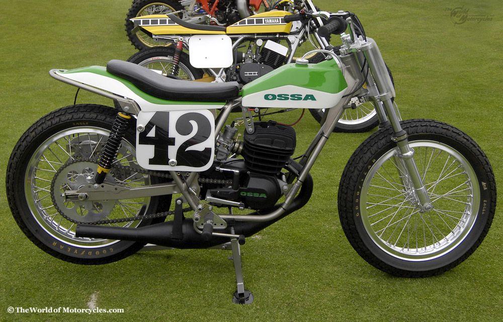 ossa motorcycles 1977 Ossa ST1 Short Tracker 250cc