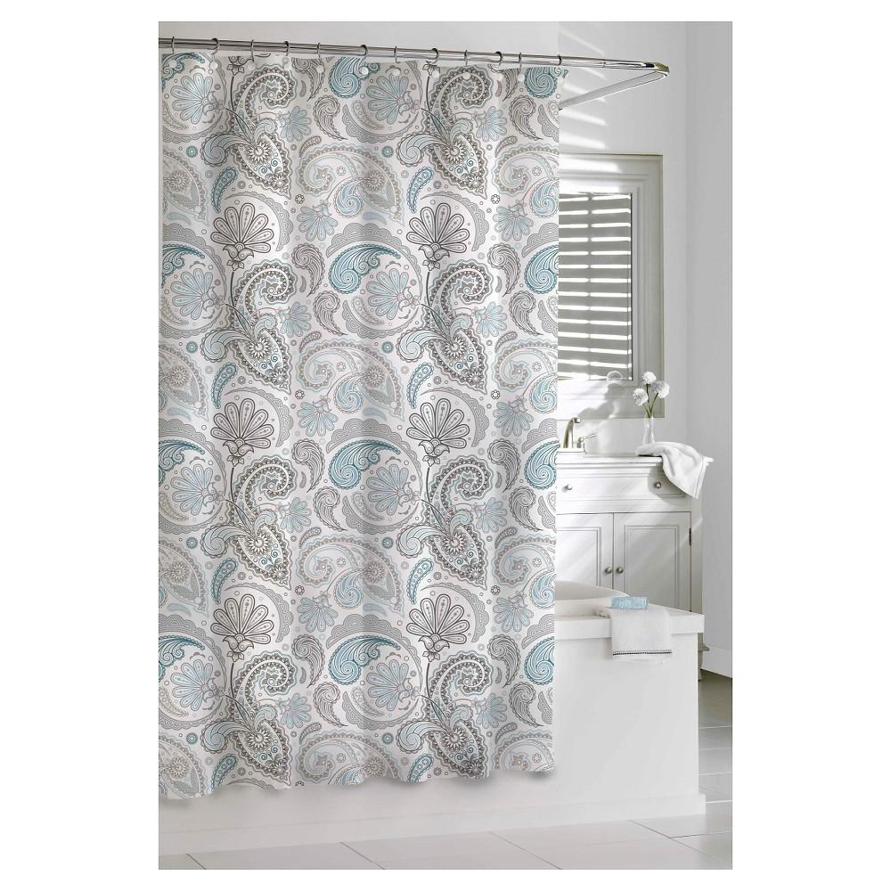 Kassatex Paisley Shower Curtain