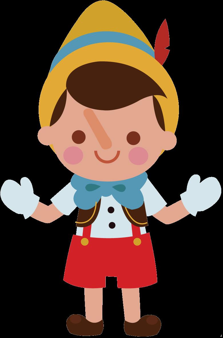 Pinocchio pat pinóquio pinoquio desenho e desenhos