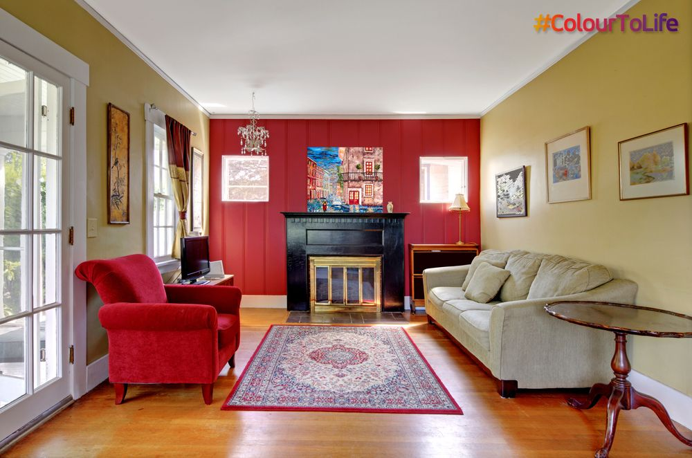 a little colour can do a lot to any home decor setting as on home interior colors living room id=86085