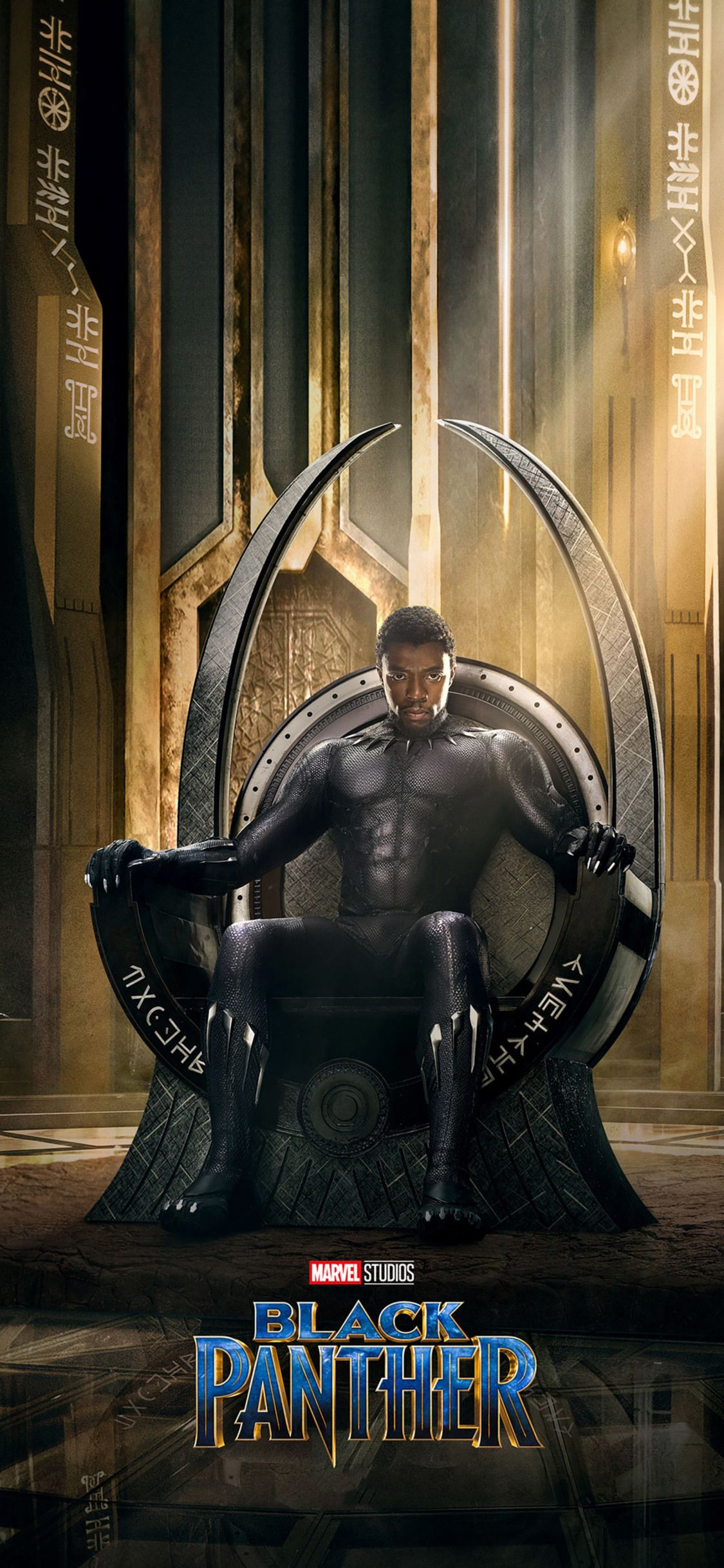 1125x2436 Black Panther 2018 4k Iphone Xs Iphone 10 Iphone X Hd 4k Wallpapers Images Backgrounds Black Panther Hd Wallpaper Black Panther Black Panther 2018