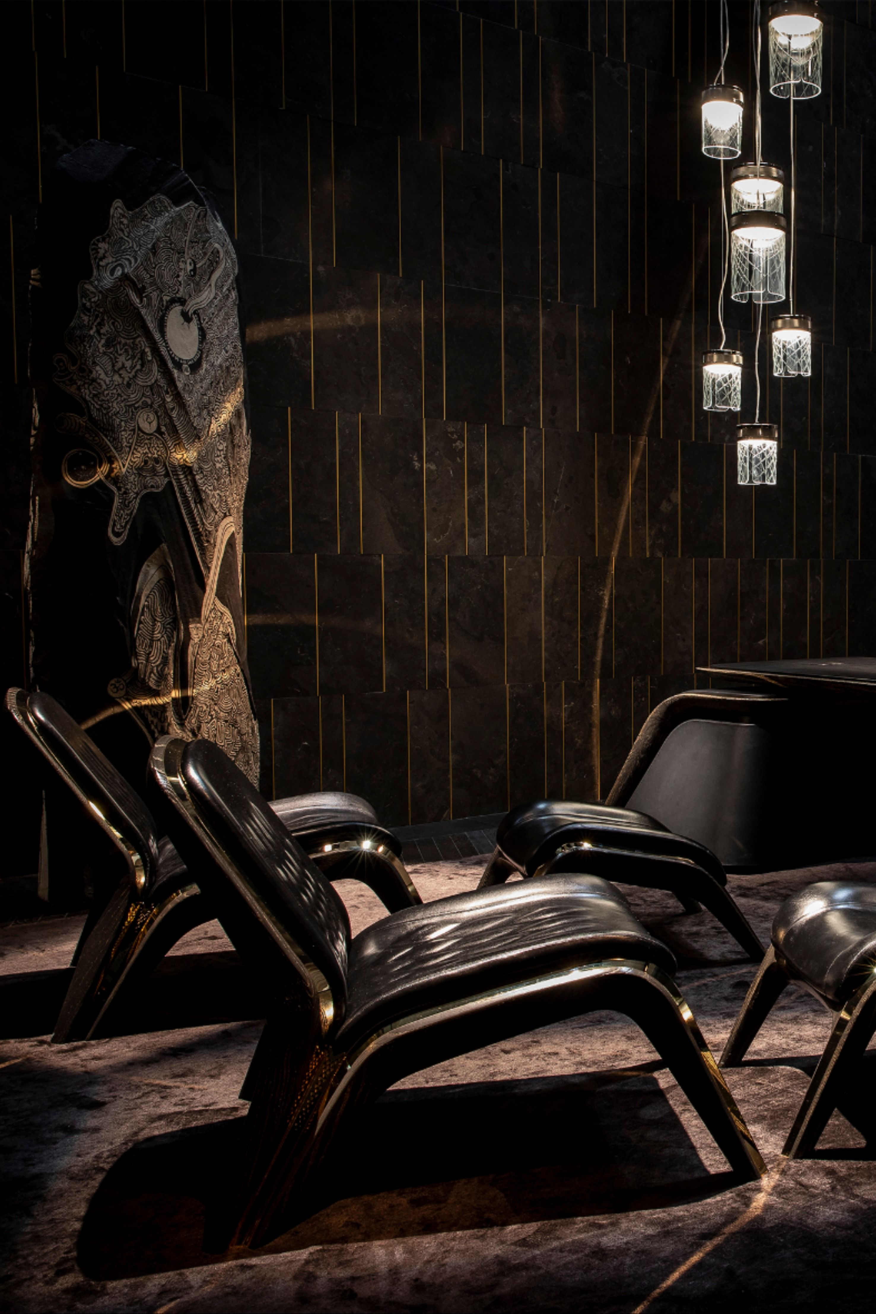 #armchair #footstool #Bentley #luxuryfurniture #luxurylivinggroup